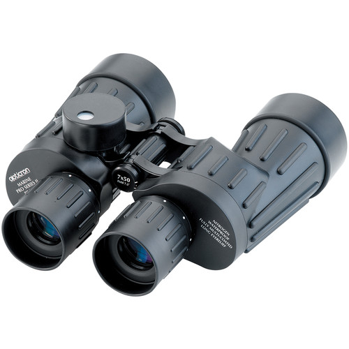 Opticron 7x50 Marine Pro Series II BIF.GA/C Binocular with Compass