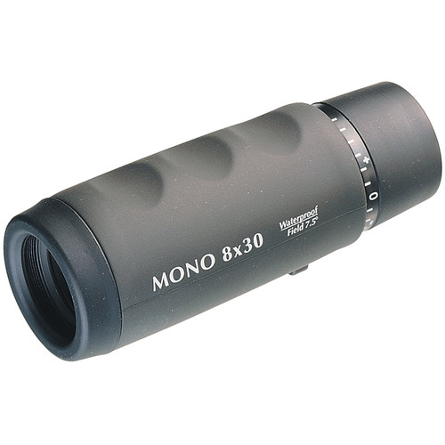 Opticron 8 x 30 Waterproof Roof Prism Monocular (Dark Green)