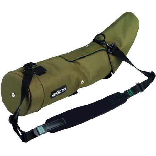 Opticron Waterproof Stay-On Case for ES 100 GA ED Fieldscope (Green)