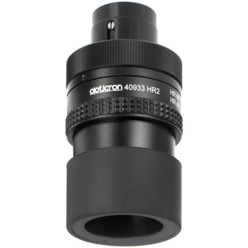 Opticron 40933S HR Zoom Collar Thread 16-48x Eyepiece for IS WP Fieldscope Body (45/23)