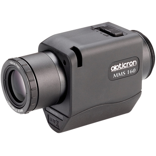 Opticron MMS 160 Image-Stabilized Travelscope (Straight Viewing, Requires Eyepiece)