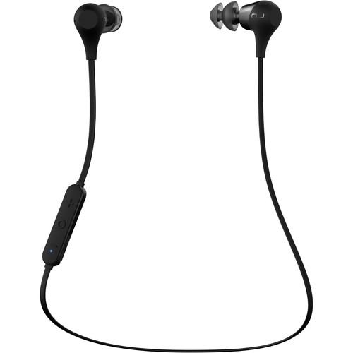 NuForce BE2 Bluetooth In-Ear Headphones (Black)