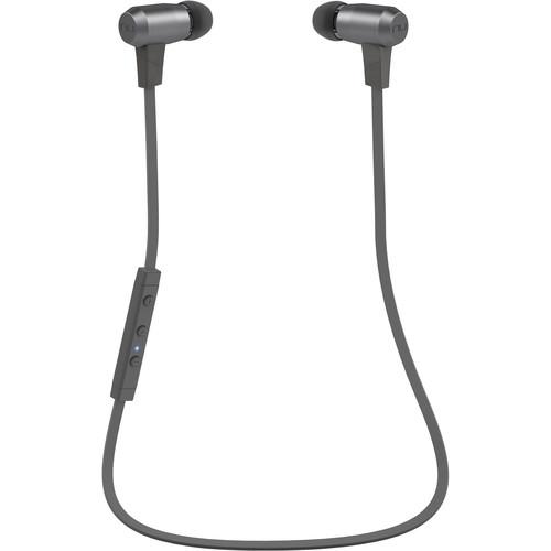 NuForce BE6i Wireless Bluetooth In-Ear Headphones (Gray)