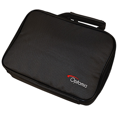 Optoma Technology Soft Carrying Case for ML1050ST+, LV130 and ML750ST Projectors