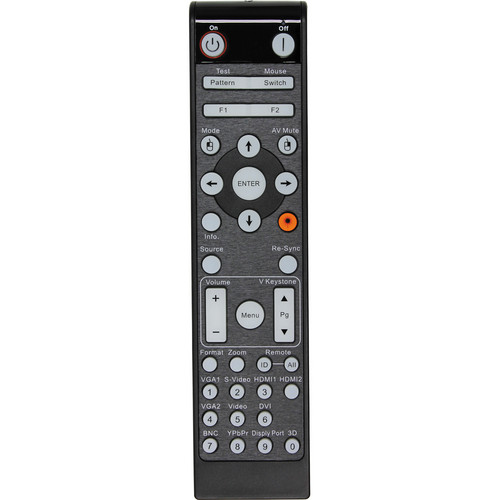 Optoma Technology BR-3070L Remote Control