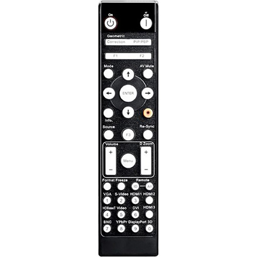 Optoma Technology Remote Mouse Control(Hard Wire Port Available)