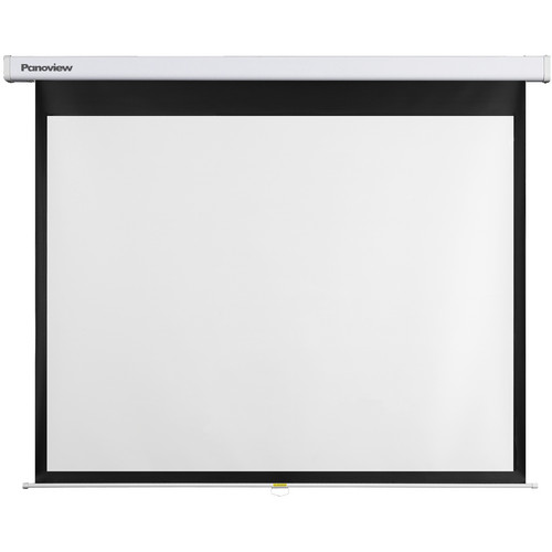"Optoma Technology DS-3084PMG+ 84"" 4:3 Format Pull Down Screen"