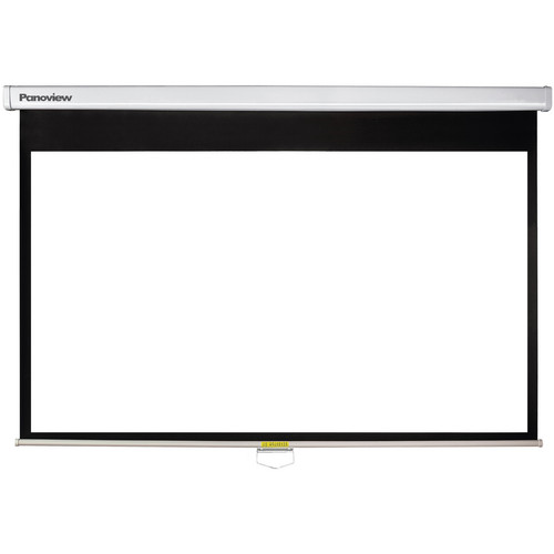 "Optoma Technology DS-9092PMG+ 92"" 16:9 Format Pull Down Screen"
