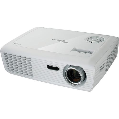 Optoma Technology DW312 WXGA 3D Portable Projector