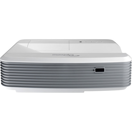 Optoma Technology EH319UST 3500-Lumen Full HD Ultra-Short Throw DLP Projector