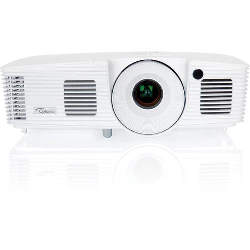 Optoma Technology EH341 3500 Lumen Full HD 3D-Ready Projector