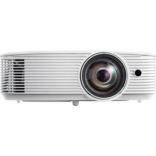 Optoma Technology EH412ST 4000-Lumen Full HD Short-Throw DLP Projector