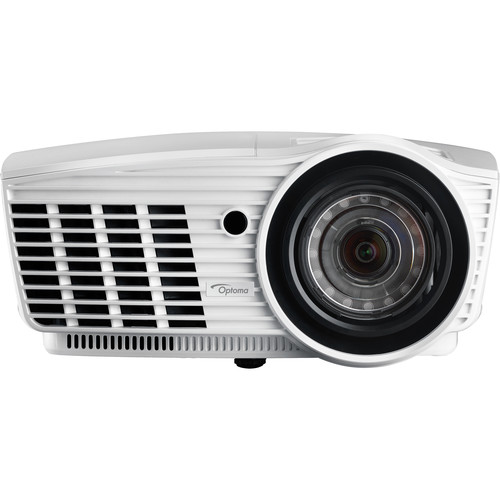 Optoma Technology EH415ST 3500-Lumen Full HD Short-Throw DLP Projector