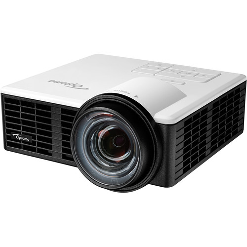 Optoma Technology GT750ST 700-Lumen WXGA Short-Throw DLP Pico Projector