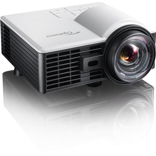Optoma Technology ML1050ST+ 1000-Lumen WXGA DLP Pico Projector