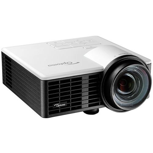 Optoma Technology ML750ST 700-Lumen WXGA Short-Throw DLP Projector