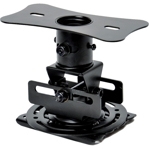 Optoma Technology Quick Adjusting Universal Projector Flush Mount (Black)