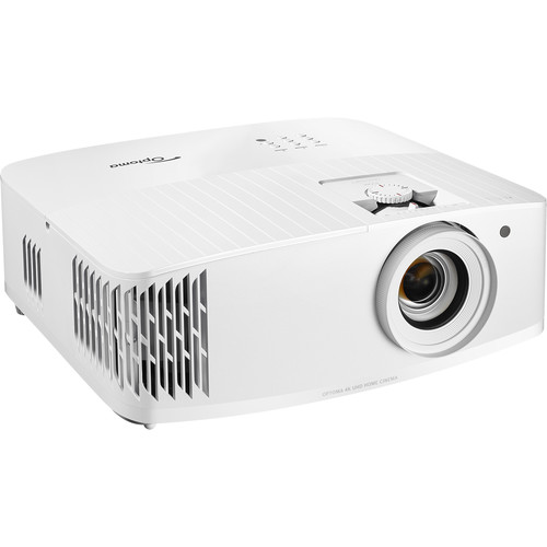 Optoma Technology UHD50X HDR XPR 4K UHD DLP Projector