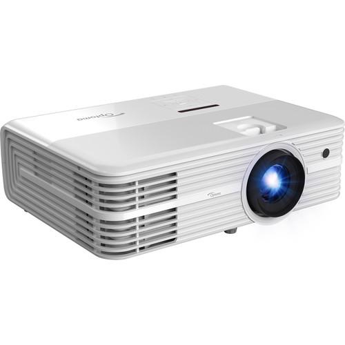 Optoma Technology UHD52ALV 3500-Lumen HDR XPR 4K UHD DLP Projector