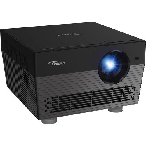 Optoma Technology UHL55 HDR XPR UHD DLP Home Theater Projector with Wi-Fi