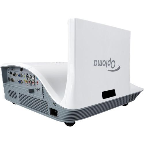 Optoma Technology W307UST WXGA Ultra-Short Throw DLP Projector