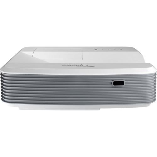 Optoma Technology W320USTi 4000-Lumen WXGA Ultra-Short Throw Interactive Projector