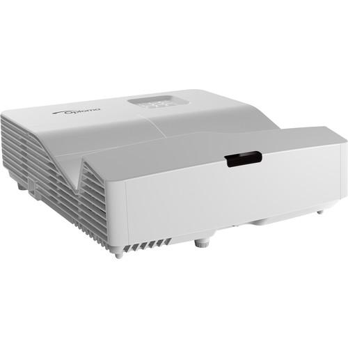 Optoma Technology W330UST 3600-Lumen WXGA Ultra-Short Throw DLP Projector