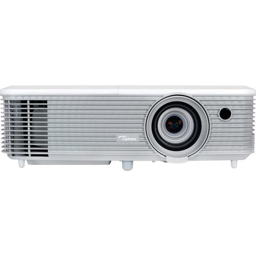 Optoma Technology W331 3300-Lumen WXGA DLP Projector