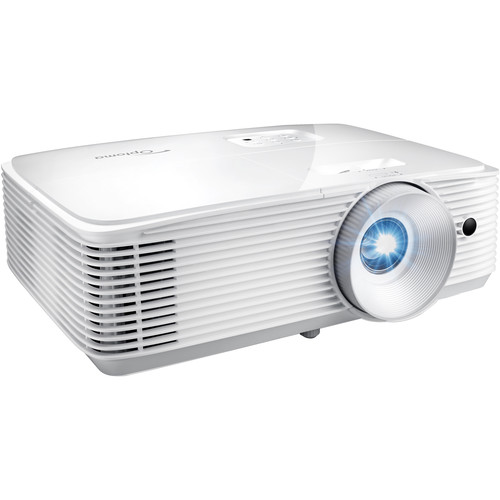 Optoma Technology W335 3800-Lumen WXGA DLP Projector