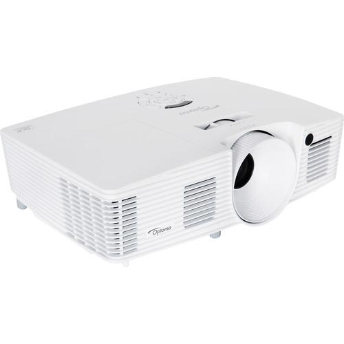 Optoma Technology W351 3800 Lumen WXGA DLP 3D Multimedia Projector