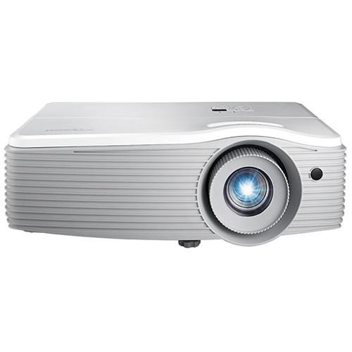 Optoma Technology W512 5500-Lumen WXGA DLP Projector