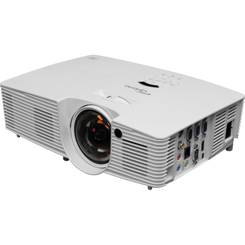 Optoma Technology X316ST Short-Throw DLP Multimedia Projector
