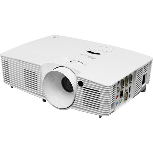 Optoma Technology X351 3600-Lumen XGA 3D DLP Multimedia Projector