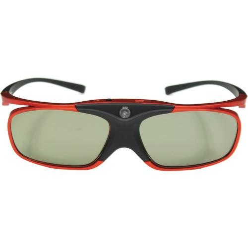 Optoma Technology ZD302 DLP Link Active Shutter 3D Glasses
