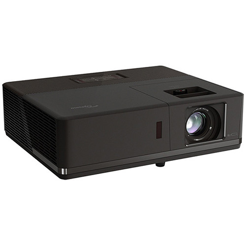 Optoma Technology ZH506T-B 5000-Lumen Full HD Laser DLP Projector (Black)