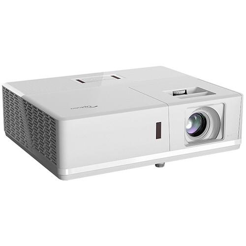 Optoma Technology ZH506T-W 5000-Lumen Full HD Laser DLP Projector (White)