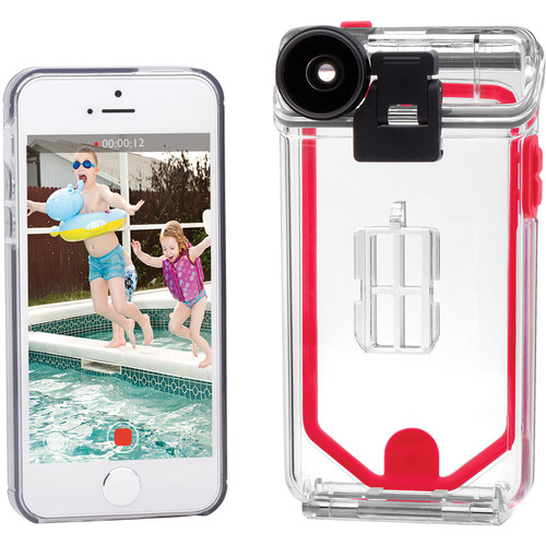 Optrix by Body Glove 2-Lens Kit for iPhone 5/5s/SE