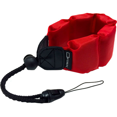 Optrix by Body Glove Wrist Float (Red)