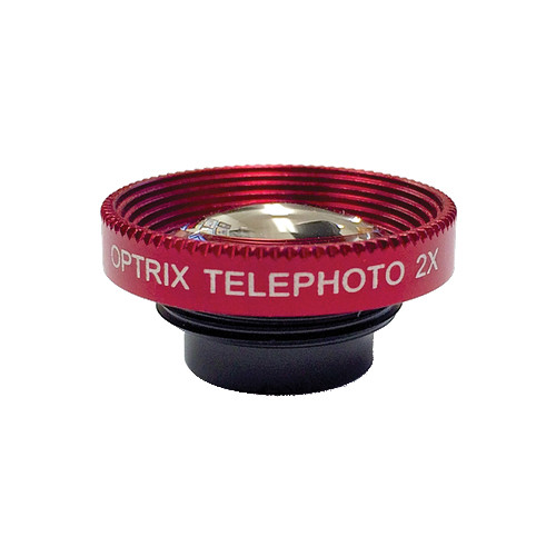 Optrix by Body Glove 2x Telephoto Lens for PhotoProX/PhotoX Cases
