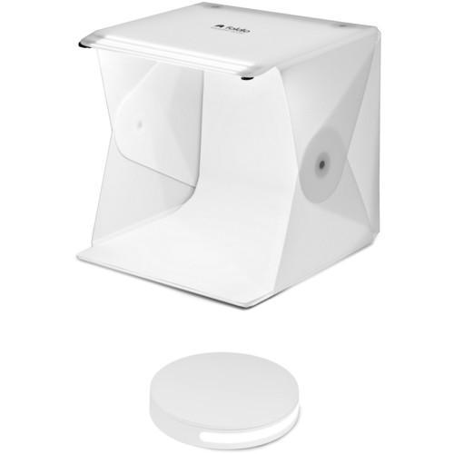 "ORANGEMONKIE Foldio2 15"" Mini Studio with 360-Degree Turntable Kit"