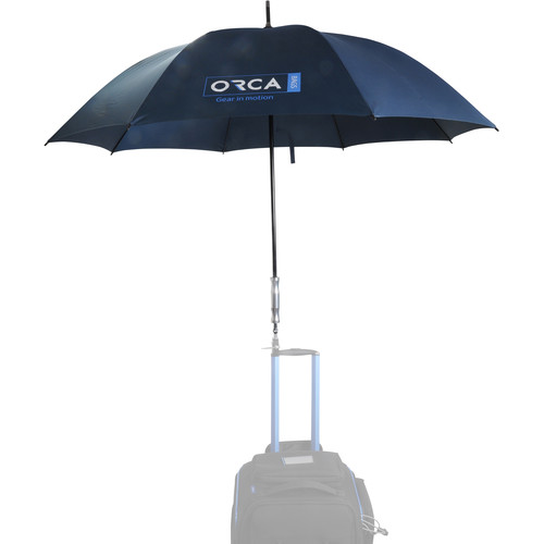 ORCA Outdoor Production Umbrella (XL, Black)
