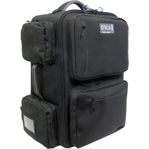 ORCA OR-25 Backpack for Small Pro Video Camera