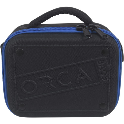 ORCA Mini Hard-Shell Accessories Bag (Black)