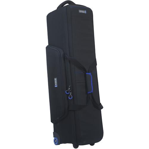 ORCA OR- 74 Wheeled Tripod Bag (Medium, Black)