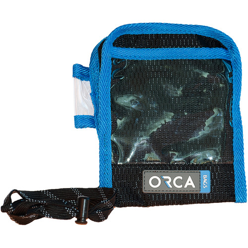ORCA Exhibition Name Tag Holder (Blue)
