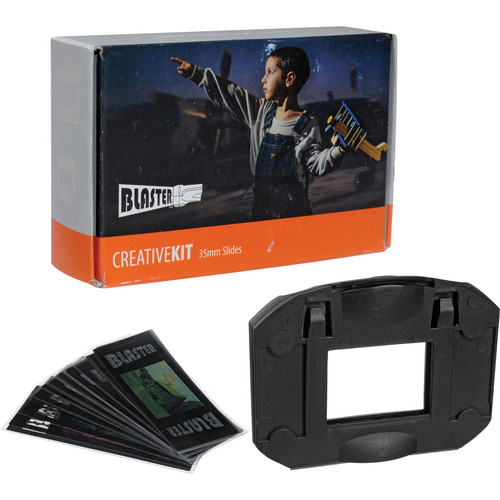 Spiffy Gear Blaster Creative Kit - Slides