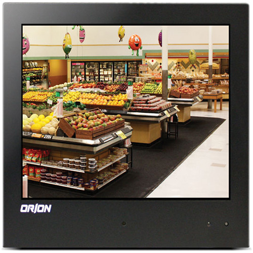"Orion Images 10"" Public View Monitor (Black)"