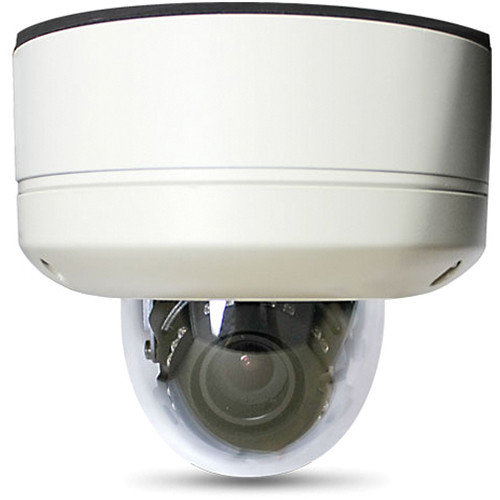 Orion Images CHDP-21DIIC 2.1 Mp 1080p Full HD Indoor Day & Night Dome IR CCTV Network Camera