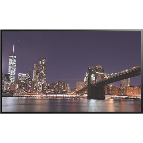 """Orion Images R4K Series 86"""" 4K Video Wall LCD Monitor with Narrow Bezel"""