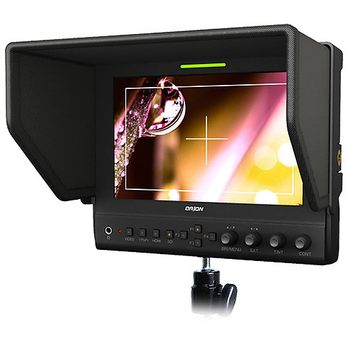 "Orion Images VF703GHC 7"" High-Performance LED Viewfinder / Field Monitor"